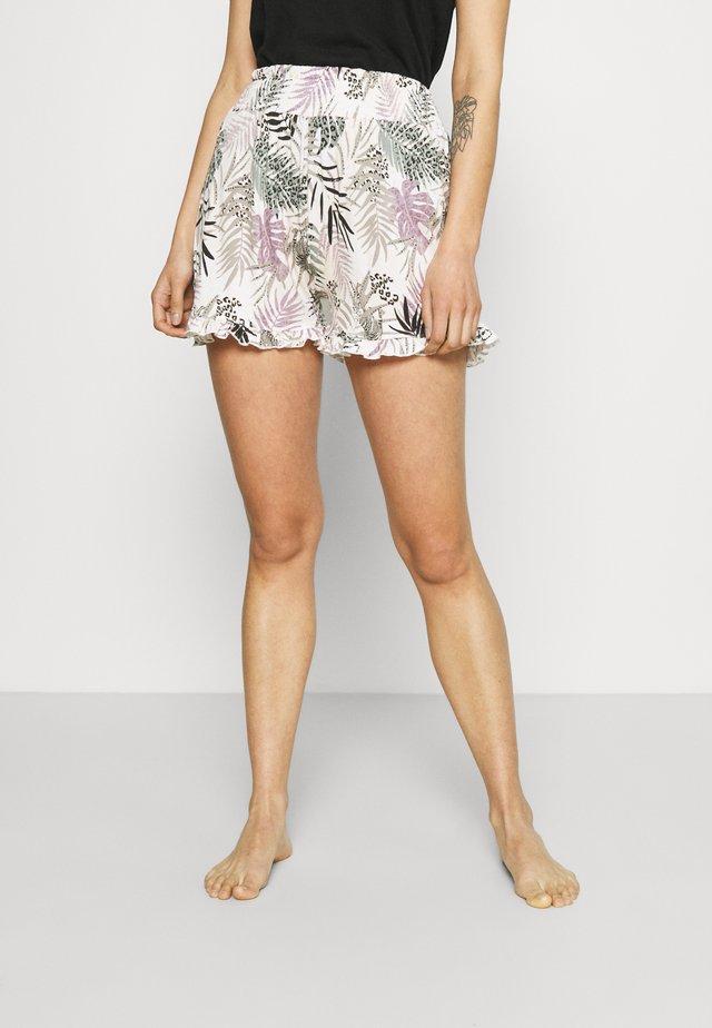 DILMA CAS - Spodnie od piżamy - off white