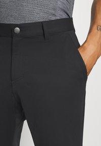 adidas Golf - ADICROSS WARP JOGGER - Spodnie materiałowe - black - 3
