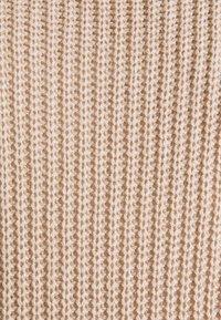 Glamorous Bloom - COSY JUMPER DRESS - Vestido de punto - stone - 2