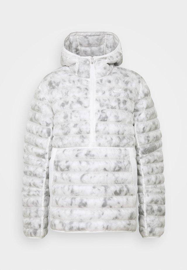 Light jacket - summit white/smoke grey