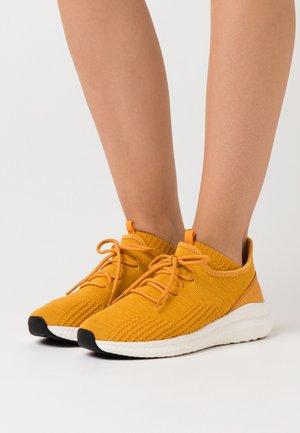 BIADELANA - Trainers - mustard
