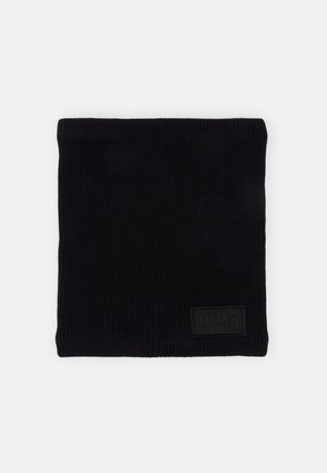 SNOOD UNISEX - Kruhová šála - black