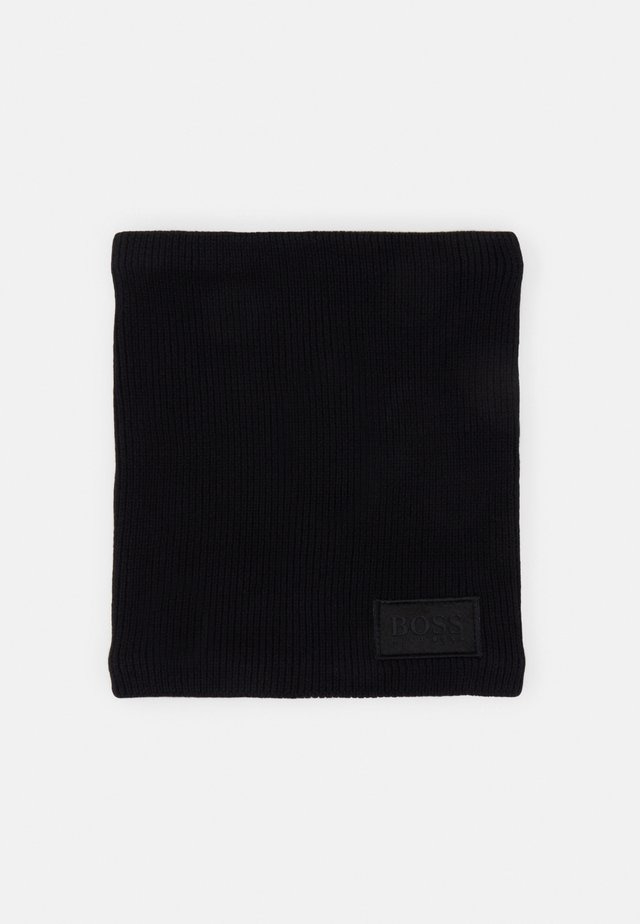 SNOOD UNISEX - Écharpe tube - black