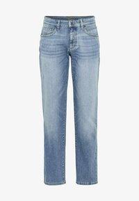 camel active - Straight leg jeans - bleach blue - 4