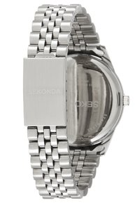 Sekonda - GENTS WATCH ROUND CASE - Watch - silver-coloured - 1