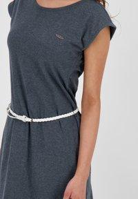 alife & kickin - Jersey dress - marine - 4