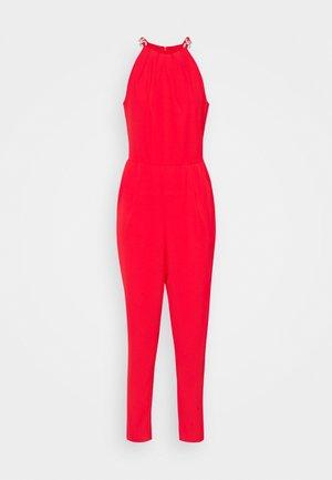 LATIMA - Jumpsuit - bright hibiscus