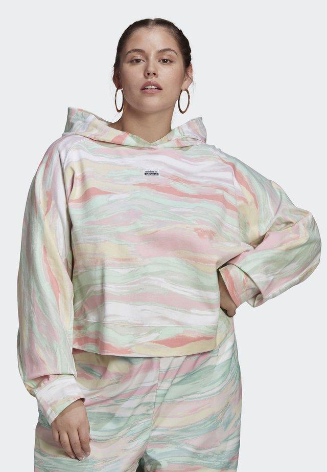 Hoodie - multicolour