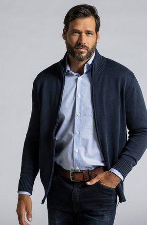 Cardigan - bleu jean