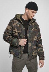 Brandit - Summer jacket - woodland - 0