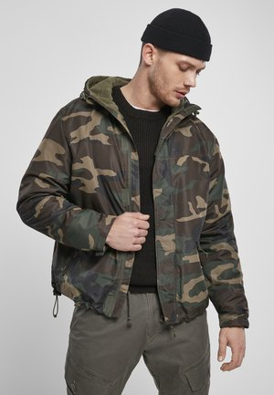 Summer jacket - woodland