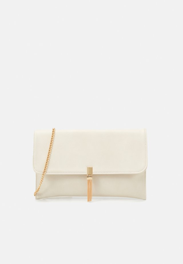 VICTORIA OVERSIZED ENVELOP - Pochette - white