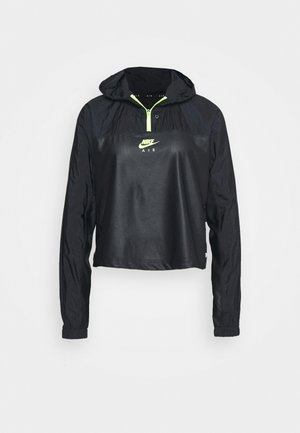 AIR - Laufjacke - black/volt