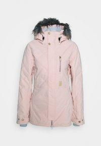 Rojo - MIKA JACKET - Snowboard jacket - misty rose - 0