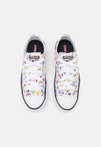 Converse - CHUCK TAYLOR ALL STAR GAMER UNISEX - Trainers - white/black/bold pink - 3