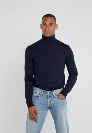Strickpullover - hunter navy