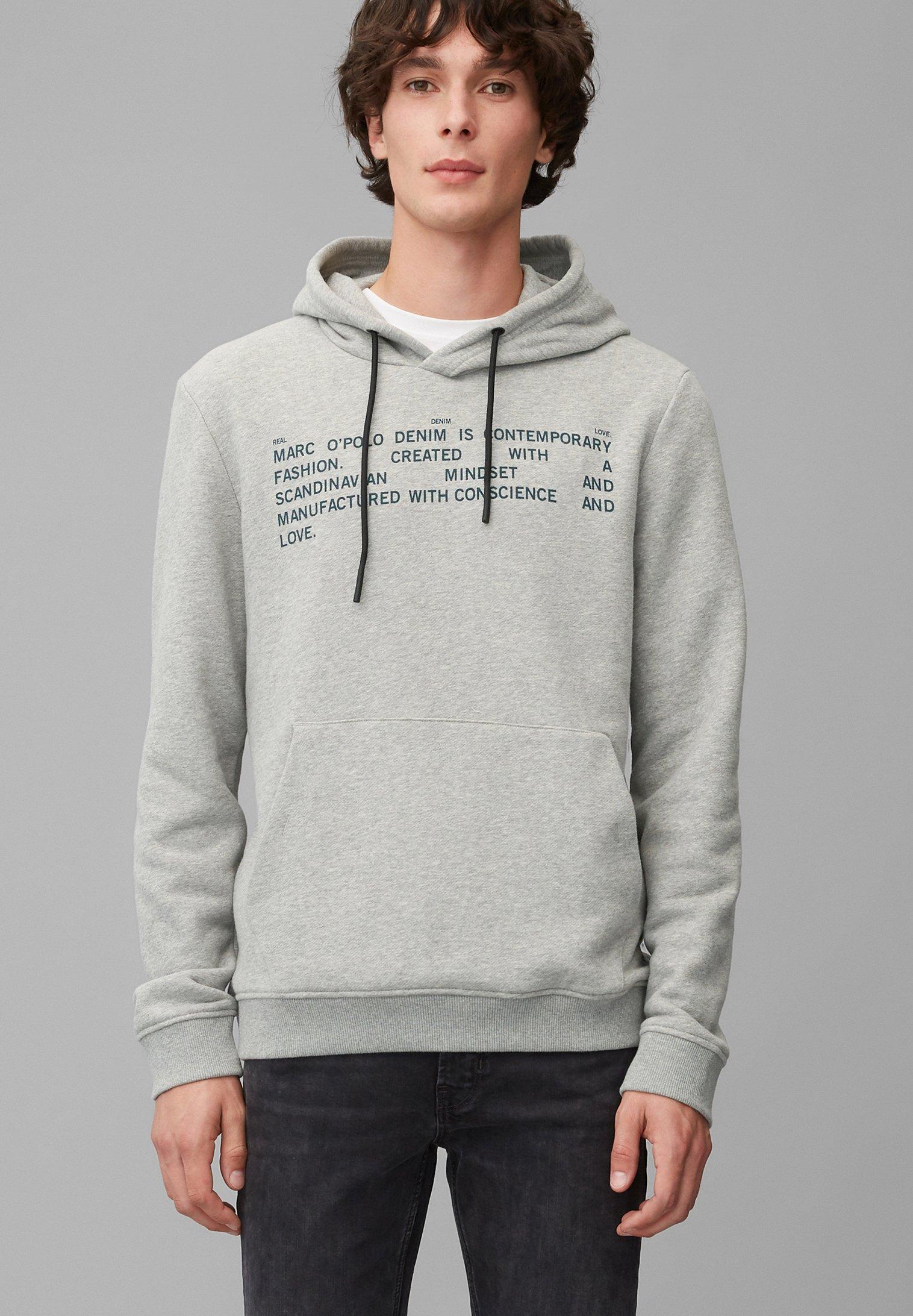 Herren MIT DOPPELLAGIGER KAPUZE - Sweatshirt