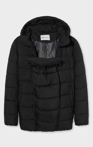 2 in1 UNISEX - Veste d'hiver - black