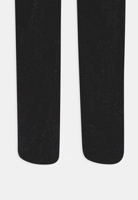 The New - GLITTER/SOLID 2 PACK - Tights - black - 3