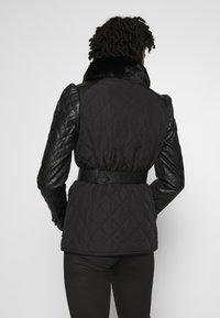 River Island - Light jacket - black - 2