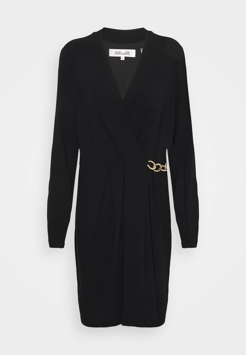 Diane von Furstenberg - CHRISTEL - Vapaa-ajan mekko - black