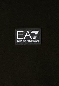 EA7 Emporio Armani - Print T-shirt - black/multicolor - 5