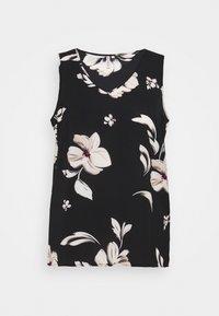 black/florence flower