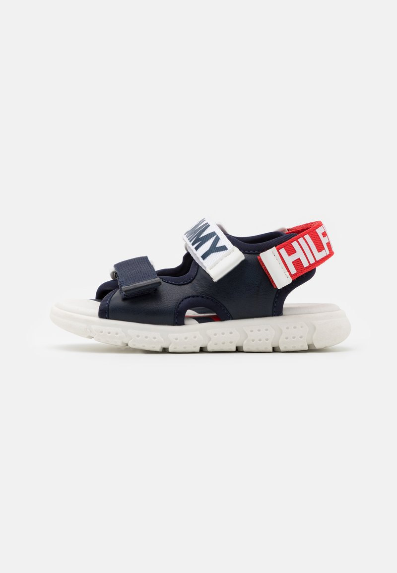 Tommy Hilfiger - Sandalen - blue/white/red