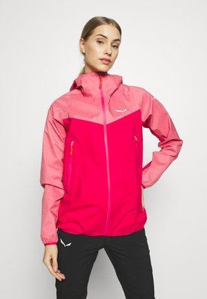 AGNER - Hardshell-jakke - virtual pink