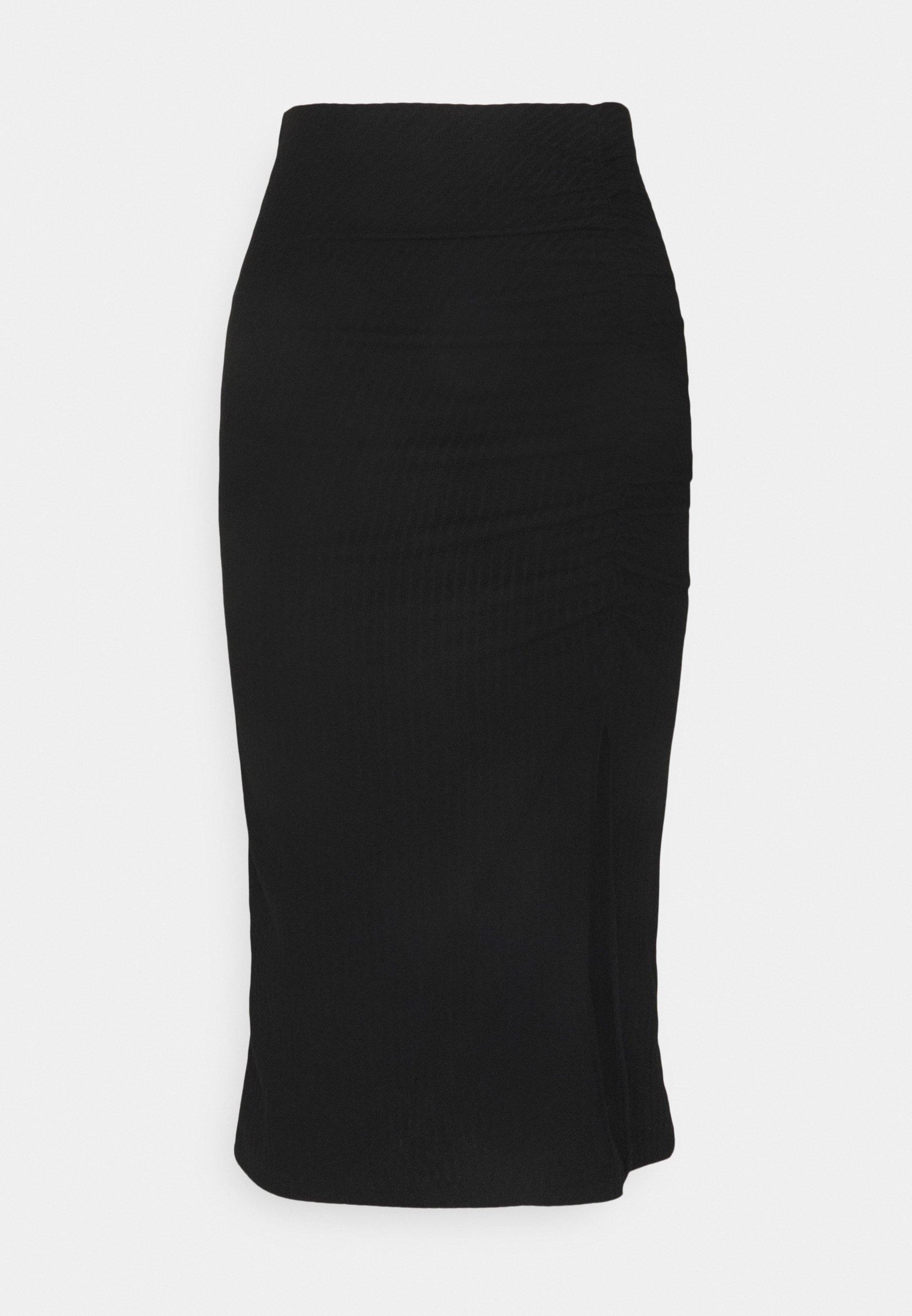 Women ONLNELLA SLIT SKIRT - Pencil skirt