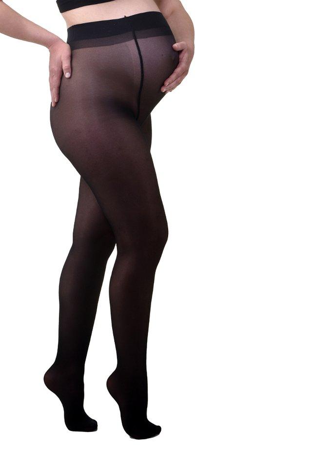 SHEER 20DEN - Collants - black