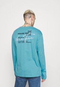 YOURTURN - UNISEX - Långärmad tröja - blue - 2