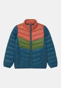 Color Kids - PADDED PACKABLE UNISEX - Outdoor jacket - deep dive - 0