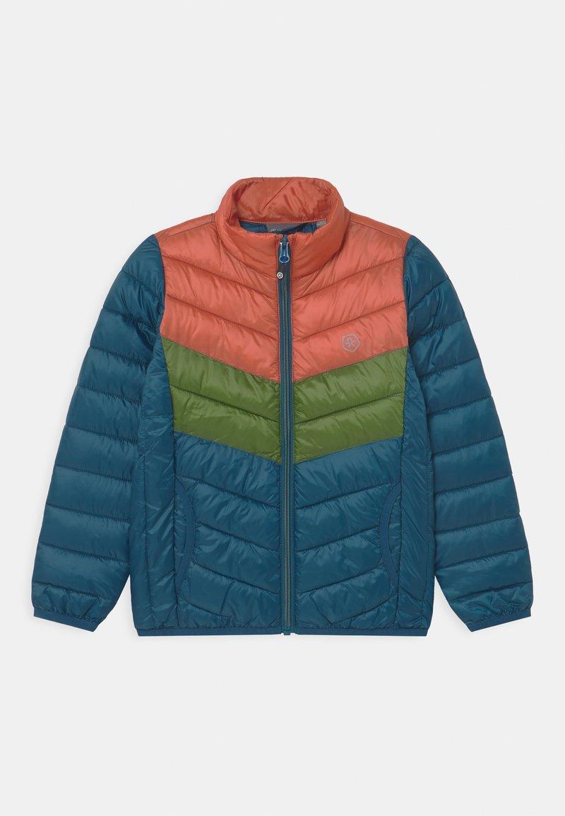 Color Kids - PADDED PACKABLE UNISEX - Outdoor jacket - deep dive