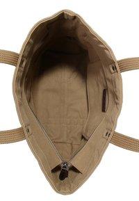 Polo Ralph Lauren - Tote bag - khaki - 4