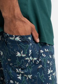 Schiesser - Pyjama set - grün - 3