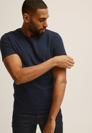 SOLID - Basic T-shirt - dark sapphire