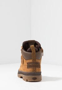 Palladium - OUTSIDER WP - Lace-up ankle boots - mahogany - 4