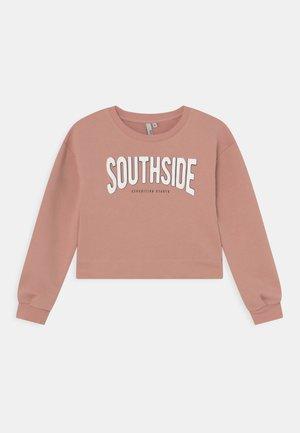 LPMYLLE CROPPED - Sweatshirt - misty rose