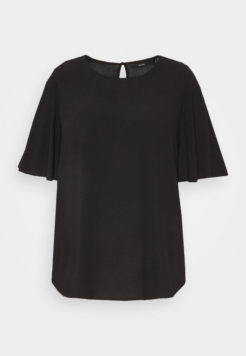 Vero Moda Curve - VMESTHER  - Bluser - black