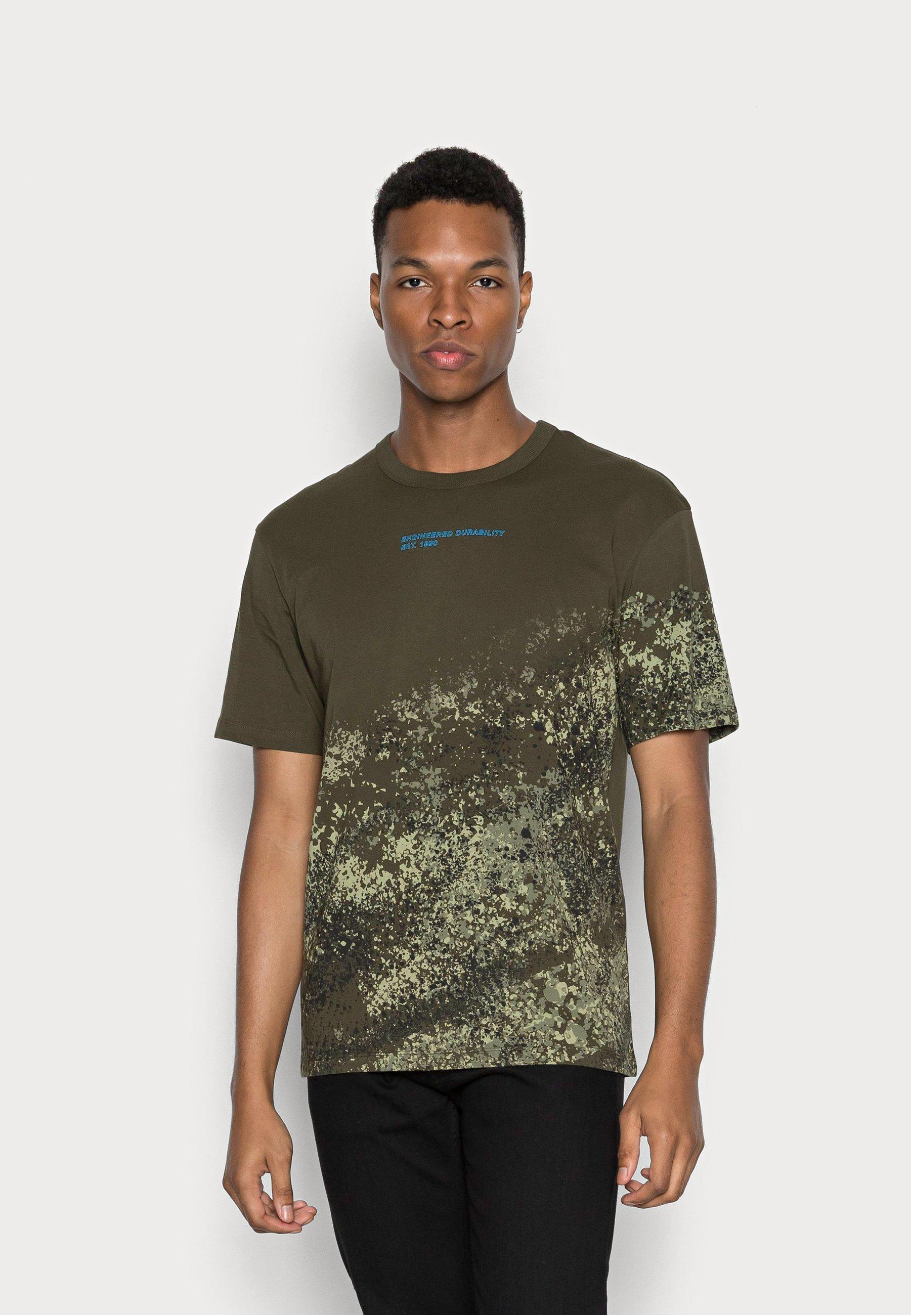 Men JCONINES TEE CREW NECK - Print T-shirt