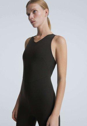 COMPRESSIVE  - Gym suit - black