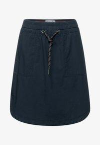 Cecil - Mini skirt - blau - 3