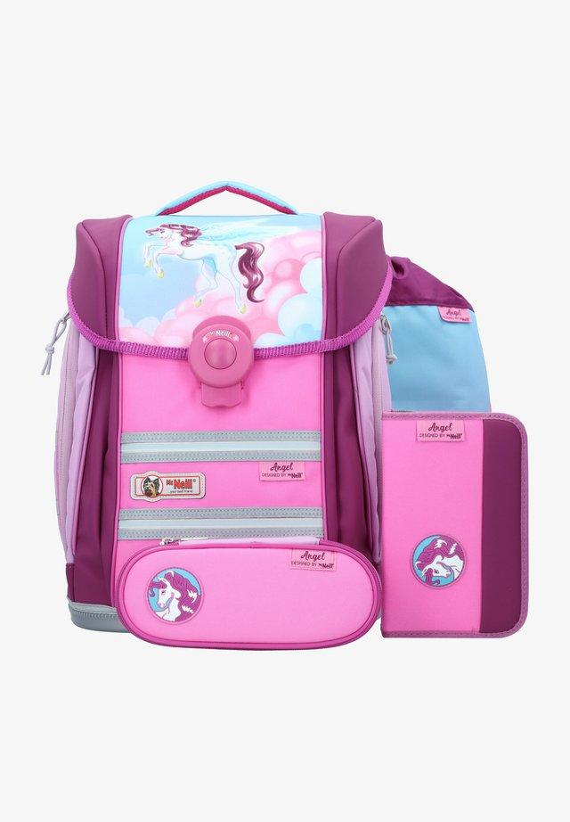 SET ERGO PRIMERO MCLIGHT - School set - pink