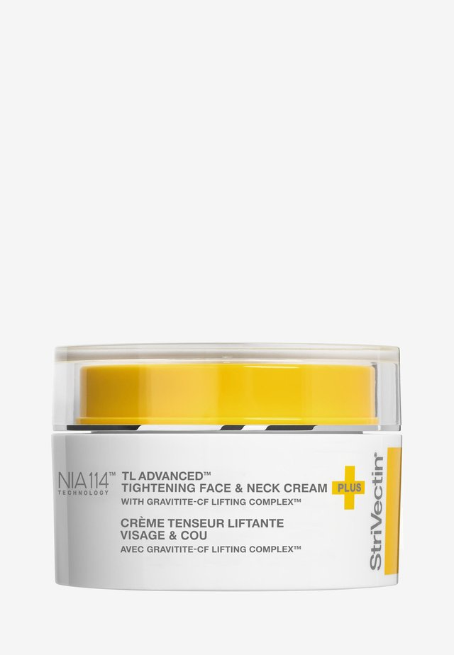 TL ADVANCED TIGHTENING FACE & NECK CREAM PLUS - Dagcrème - -