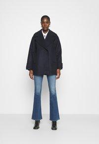IVY & OAK - EGG SHAPED COAT - Classic coat - navy blue - 1