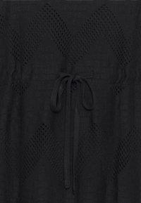 Zizzi - MALEXANDRA TUNIC - Blouse - black - 7