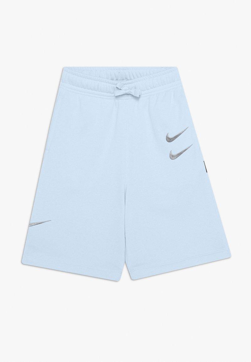 Nike Sportswear - Teplákové kalhoty - football grey/obsidian mist