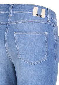 MAC Jeans - MELANIE  - Bootcut jeans - light blue - 4