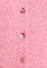 Marks & Spencer London - CREW - Cardigan - light pink - 2